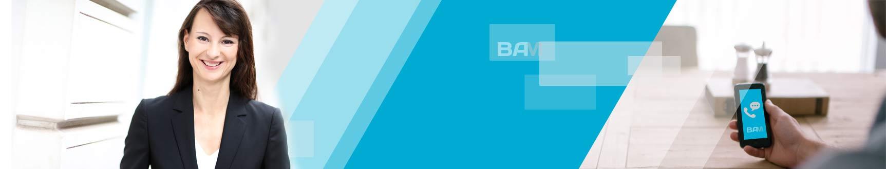 BAM Dienste – Buchhalterin